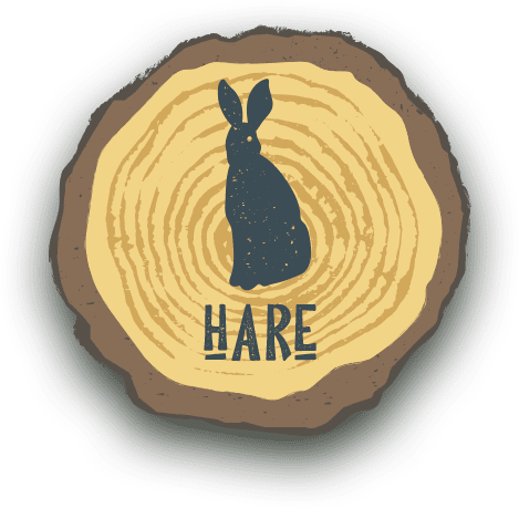 Hare Bell Tent - Get Lost in Nature